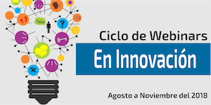 Webinar gratuito: Enamorándose de la innovación