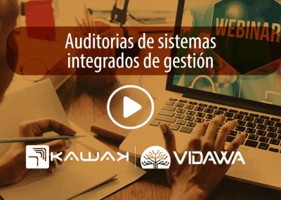 Auditorías de sistemas integrados de gestión