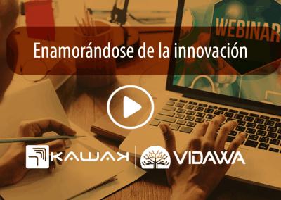 Enamorándose de la innovación
