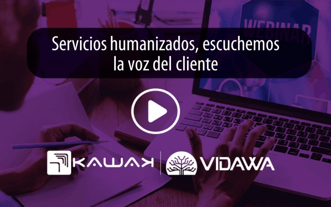 Servicios humanizados, escuchemos la voz del cliente