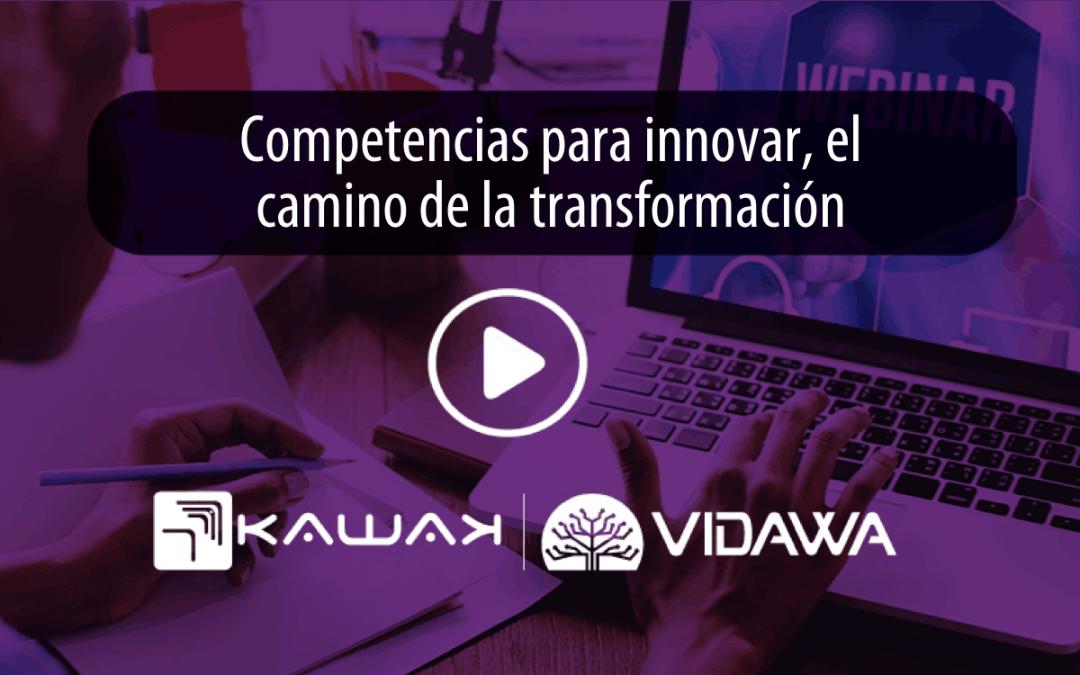 Competencias para innovar, el camino de la transformación