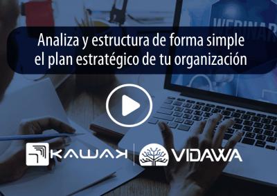 Analiza y estructura de forma simple el plan estratégico de tu organización
