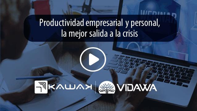 Productividad empresarial y personal, la mejor salida a la crisis