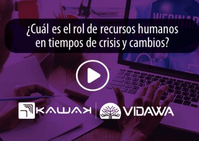 ¿Cuál es el rol de recursos humanos en tiempos de crisis y cambios?