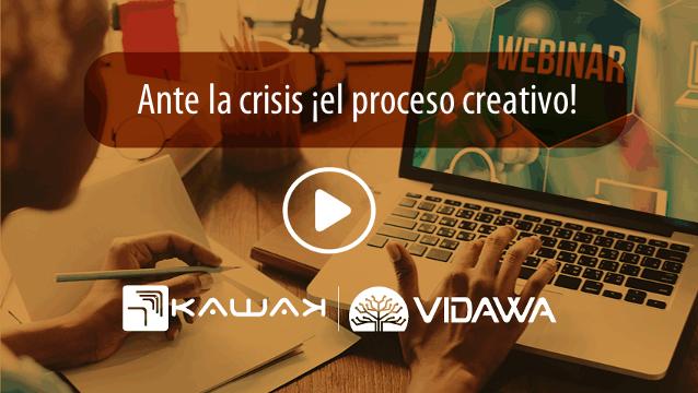 Ante la crisis ¡el proceso creativo!