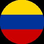 ícono bandera Colombia