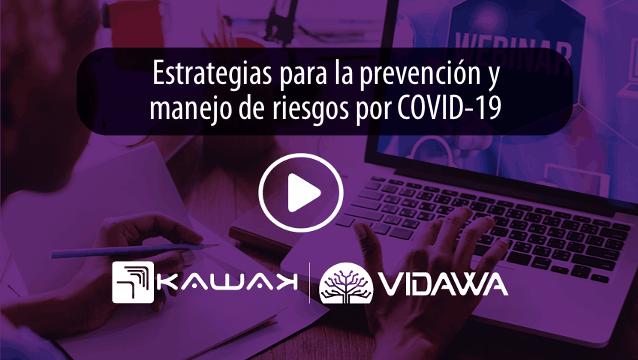 Estrategias para la prevención y manejo de riesgo por contagio de COVID-19