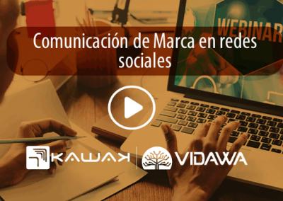 Comunicación de Marca en redes sociales
