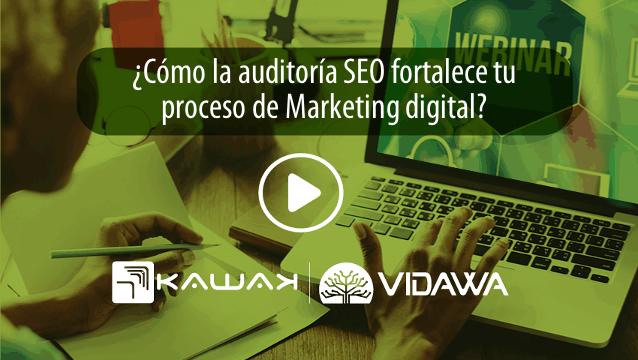 ¿Cómo la auditoría SEO fortalece tu proceso de Marketing digital?