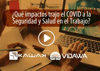 ¿Qué impactos trajo el COVID a la Seguridad y Salud en el Trabajo?